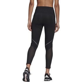 adidas How we do Korte Panty Dames, zwart